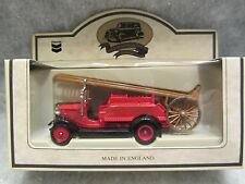LLEDO  Days-Gone  1934 Dennis  Fire Engine  Red  12-91-5  Refinery  NIB  (11)