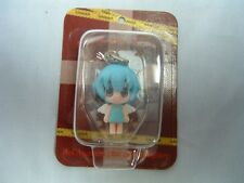 Evangelion Petit Eva series Mini size Key-chain Rei Ayanami Angel version