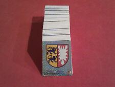Panini Unser Schleswig - Holstein - komplett alle 264 Sticker + OHNE Album