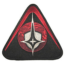 SERENITY - FIREFLY - Red SECURITY Patch - Kostüm Uniform Aufnäher - neu