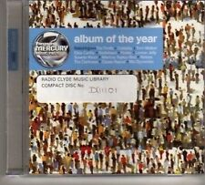 (CJ755) 2003 Panasonic Mercury Music Prize compilation - 2003 CD