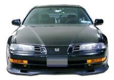 KBD Body Kits Type S 1 Pc Polyurethane Front Lip For Honda Prelude 1992-1996
