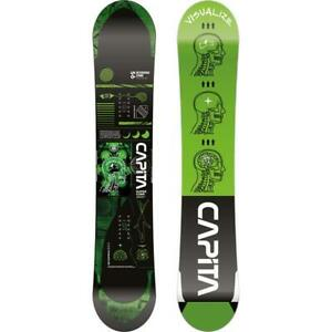 Brand New Mens 2022 Capita Outerspace Living Snowboard Size 156cm