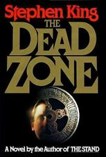 The Dead Zone by Stephen King 1st Edition, 1st Print, Hardcover, 1979
