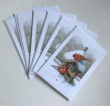 Hallmark Nature's Sketchbook Christmas Cards Cardinal Marjolein Bastin Set of 6