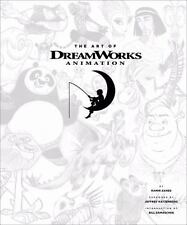 THE ART OF DREAMWORKS ANIMATION - ZAHED, RAMIN/ KATZENBERG, JEFFREY (FRW)/ DAMAS