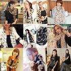Women Fashion Wrap Shawl Stole Scarves Pretty Long Soft Chiffon Stole Scarf NEW