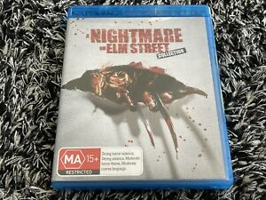 A Nightmare on Elm Street Collection (Blu-ray, 2012) AUS RB - Free Postage
