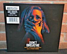 DON'T BREATHE - Soundtrack,  Limited 1st Press 2LP ORANGE VINYL New!