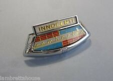 Scootopia Lambretta Series 1 Horncast Badge G14