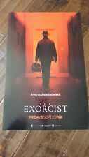 2016 SDCC COMIC CON EXCLUSIVE FOX POSTER THE EXORCIST HOT UPCOMING SHOW