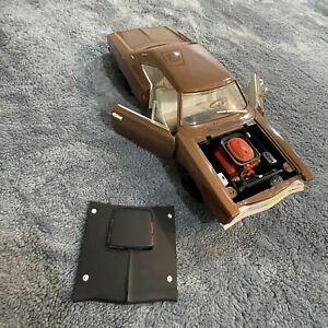 ERTL Dodge Super Bee Six Pack 1:18 Diecast Model Painted Brown