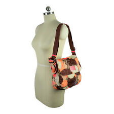 NWT Marc by Marc Jacobs Pretty Nylon Supernova Lil Ukita Bag Parchment Multi
