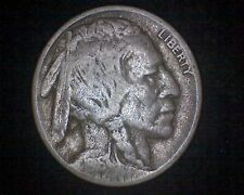 1916 INDIAN HEAD BUFFALO NICKEL #17450
