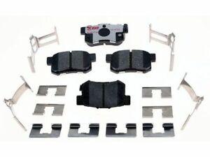 For 2004-2008 Acura TSX Brake Pad Set Rear Raybestos 18245RH 2005 2006 2007