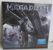 Megadeth Dystopia LP Vinyl Record new