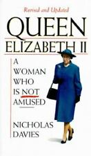 Queen Elizabeth II: A Woman Who Is Not Amused (Citadel Stars)
