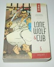 Lone Wolf and Cub Omnibus Book  Volume 5 First Edition July 2014