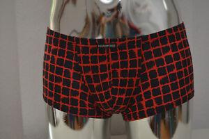 MANSTORE M800 - MICRO PANTS RED/BLACK Gr. M