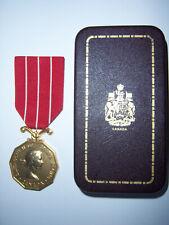 Named EIIR Canadian Forces Decoration Medal (CPL JPSR PAYMENT)