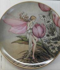 Bradford exchange Fairy Fantasy limited edition collector plate Tulip Treasure