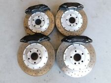 McLaren MP4 12C Spider 2013 AP Racing Front Rear Brake Caliper Disc Set J096