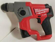 "New listing Milwaukee (2416-20) M12 5/8"" Sds Plus Rotary Hammer"