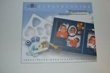 scrapbooking AZZA livre naissance