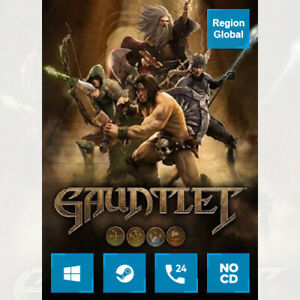 Gauntlet for PC Game Steam Key Region Free