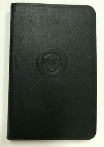 1922 Princeton College Students Handbook for Class of 1926 Great Condition
