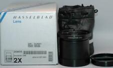 Hasselblad 2XE lens Tele-converter w soft pouch box for 203 & 205 cameras Ex++!