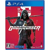 Ghostrunner Play Station 4 PS4 Video Game Japan