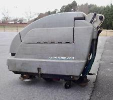 Nobles Speedscrub 3301 Floor Scrubber 33 Inch Scrubbing Path As Is Condition