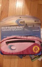 MTI Adventurewear Women's Sup Safety Belt Pack Lifejacket, Universal Size - NEW