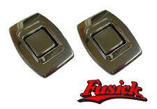 1969-1972 Olds Cutlass 442 Bucket Seat Back Lock Buttons (Pair) 1970 1971