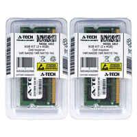 8GB KIT 2 x 4GB Dell Inspiron 14R N4050 14R N4110 14z 14Z 5423 Ram Memory