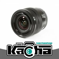 SALE Sony Alpha 10-18mm f/4 OSS NEX E-mount Wide-Angle Zoom Lens F4 SEL1018