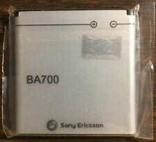 SONY 100% GENUINE NEW BATTERY BA700 FOR SONY ERICSSON MT11i ST18i MT15i *80% OFF