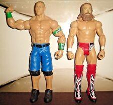JOHN CENA & DANIEL BRYAN Action-FIGURE Lot WWE MATTEL Wrestling COLLECTIBLE RARE