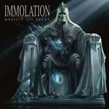 MAJESTY AND DECAY  by IMMOLATION Vinyl LP BOBV593LPLTD