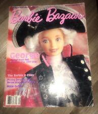 Barbie Bazaar Magazine The Barbie Doll Collector Magazine January February 1997