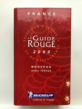 Guide Michelin France 2000