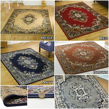 SMALL EXTRA LARGE CHEAP LANCASTER ELEGANT CLASSIC TRADITIONAL AREA RUGS RUNNERS