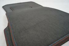 Velours floor car mats carpets fitted for BMW E60 E61 5 series / M5 FROM BAVARIA