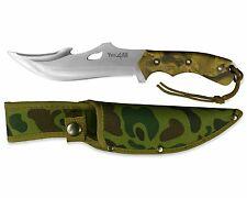 "Hunting Survival Bowie Fixed Blade Skinner Knife 10"" Sheath Mh-H103 - ²Hxp7H2D"
