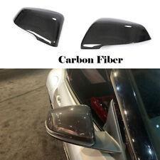 2PCS Side Mirror Cover Cap For BMW F52 F45 F46 F48 F49 Z4 Toyota Supra Carbon