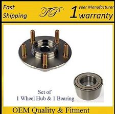2008-2013 TOYOTA HIGHLANDER Front Wheel Hub & Bearing Kit (AWD, Japan Built)