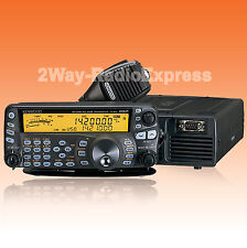 KENWOOD TS-480SAT HF/50 MHz All-Mode Tranceiver with Auto Tuner! Unlocked TX-RX!