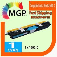 1x Cyan toner cartridge for Konica Minolta Magicolour 1600W 1650 1690MF