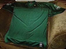New York Jets BLANK jersey! Men's 2XL NEW! NFL Vintage green Customize